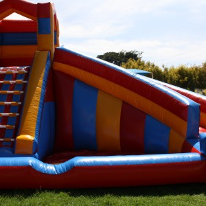 Supertube slide Contact us for cost to hire